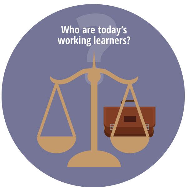 Learn Work Earn Slide