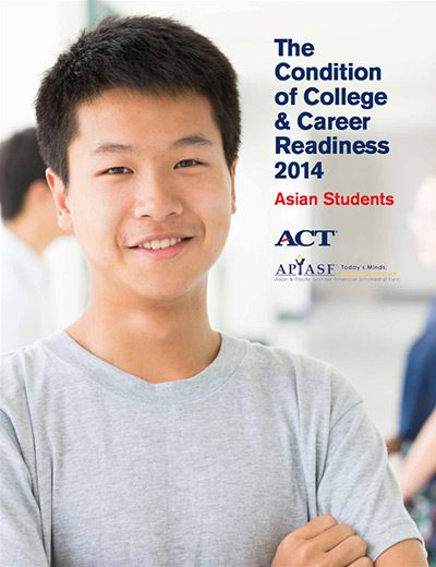 Asian American Students 2014