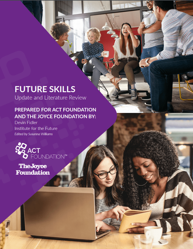 Future Skills Update and Literature Review