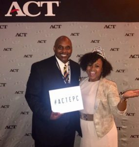The Center partnered with the Iowa City Schools Foundation to launch the ACT U program