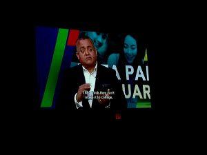 Univision televisio show
