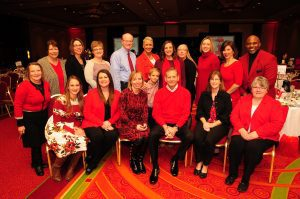 Johnson County Go Red for Women event