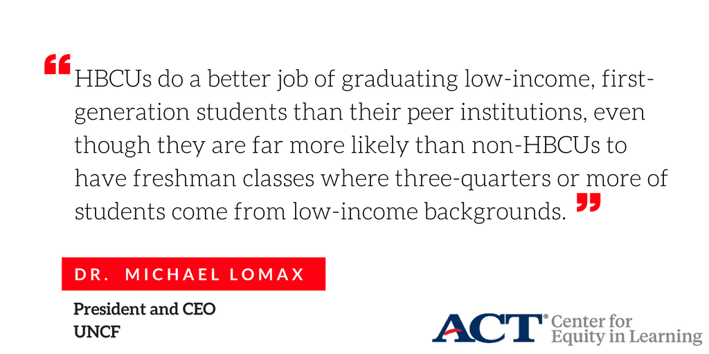 Quote by Dr.  Michael Lomax