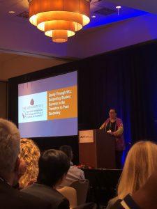 Karen Pittman speaking