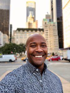 photo of author, Nick Watson